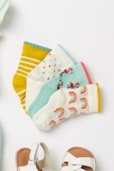 4 пары носков (Младшего возраста)