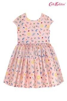 Cath Kidston® Magical Ditsy Charlotte V-Back Dress