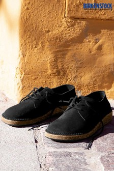 Черные замшевые ботинкиBirkenstock®