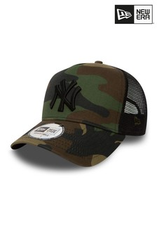 New Era® New York Yankees Trucker Cap