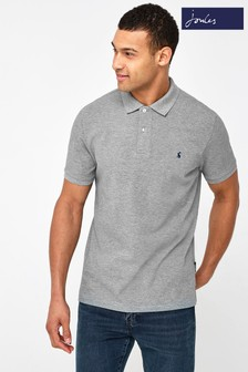 Joules Green Woody Classic Fit Polo Shirt