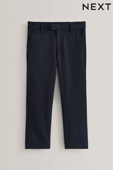 Строгие зауженные брюки (3-16 лет)