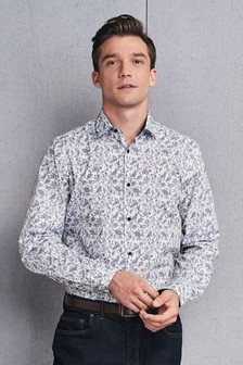 قميص طباعة زهور