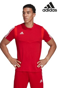 adidas Red Tiro 19 T-Shirt