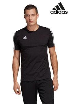 adidas Black Tiro 19 T-Shirt