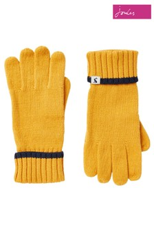 Joules Snowday Longer Length Gloves