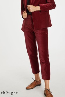 Thought Red Zillah Trousers