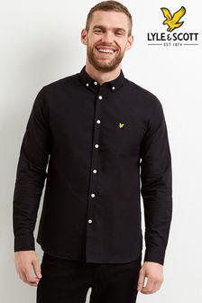 Оксфордская рубашка Lyle & Scott