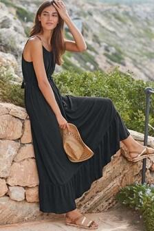 Платье трапециевидной формы
