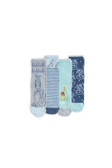 Disney™ Cinderella Vierer-Pack Socken