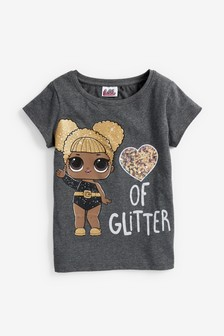 L.O.L. Surprise! Licence Sequin T-Shirt (3-16yrs)