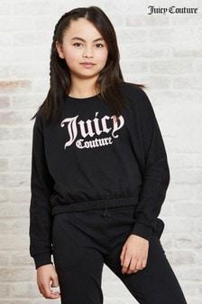Bluza dresowa z szerokimi rękawami Juicy Couture