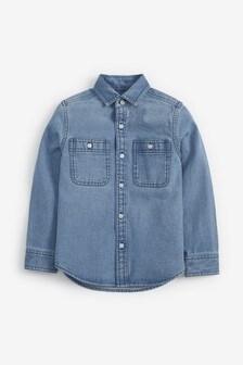 Long Sleeve Shirt (3-16yrs)