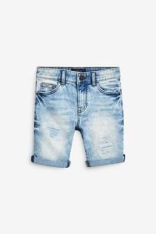 Distressed Shorts (3-16yrs)