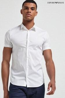 Emporio Armani短袖襯衫