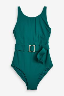 Post Surgery High Neck Swimsuit