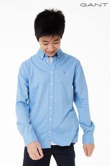 Camisa oxford de chico Teen Archive de GANT