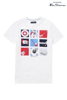 Ben Sherman - Wall Of Sound - T-shirt