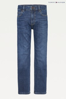Tommy Hilfiger Blue Modern Straight Denim Jeans