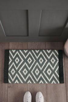 Geo Diamond Doormat