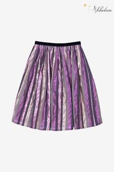 Velveteen Purple Mary Tutu Skirt