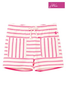 Joules Pink Lockport Shorts