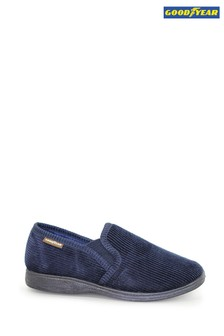 Goodyear Humber Navy Mens Slippers