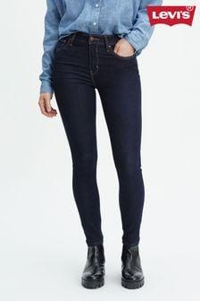 Levi's® 721™高腰超窄管牛仔褲