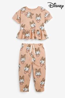 Ensemble t-shirt et pantalon Daisy Duck (3 mois - 7 ans)