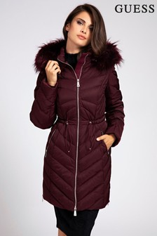 Guess Cheryl Padded Down Coat