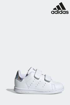 Белые кроссовки для малышейadidas Originals Stan Smith