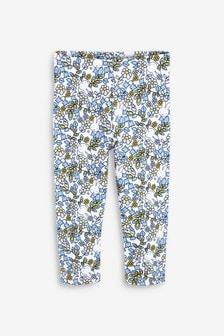 Licencjonowane legginsy z nadrukiem Mickey Mouse™ (3m-cy-7lata)
