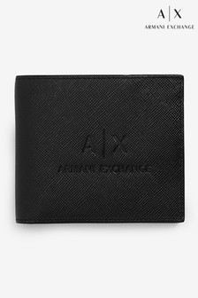 Armani Exchange Embossed Wallet