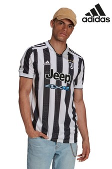 adidas Juventus Home 21/22 Football Shirt