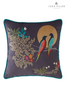 Sara Miller Dusk Birds Cushion