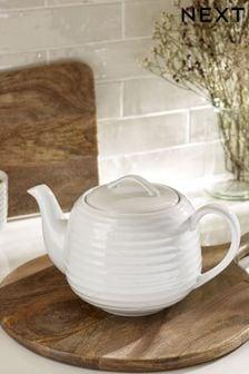 Malvern Embossed Teapot