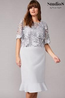 שמלת תחרה של Studio 8 דגם Mineral Perla
