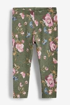 Floral Leggings (3mths-7yrs)