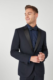 Tuxedo Suit: Jacket