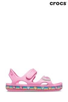 Crocs™ Funlab Sandalen, Pink
