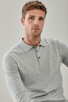 Knitted Polo Shirt (467754) | $36