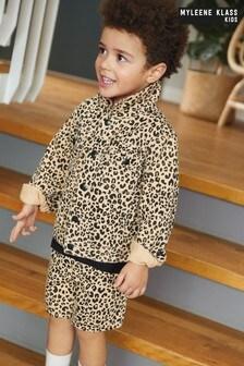 Myleene Klass 兒童Unisex動物襯衫式外套