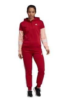 СерыйспортивныйкостюмadidasTeam Sport