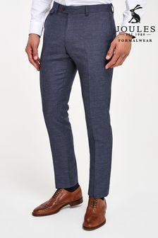 JoulesSlim Fit-Anzug aus Wolle/Leinen: Hose