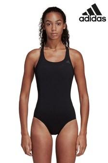 adidas Black Fit Swimsuit