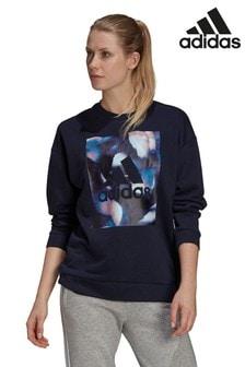 adidas U4U Sweatshirt mit Logo