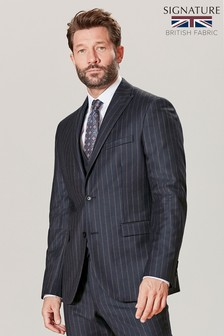 Empire Mills Signature Stripe Suit
