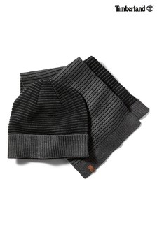 Timberland® Ottoman Beanie And Scarf Set