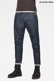 G-Star Blue Scutar 3D Slim Tapered Jeans