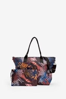 Складная пляжная сумка